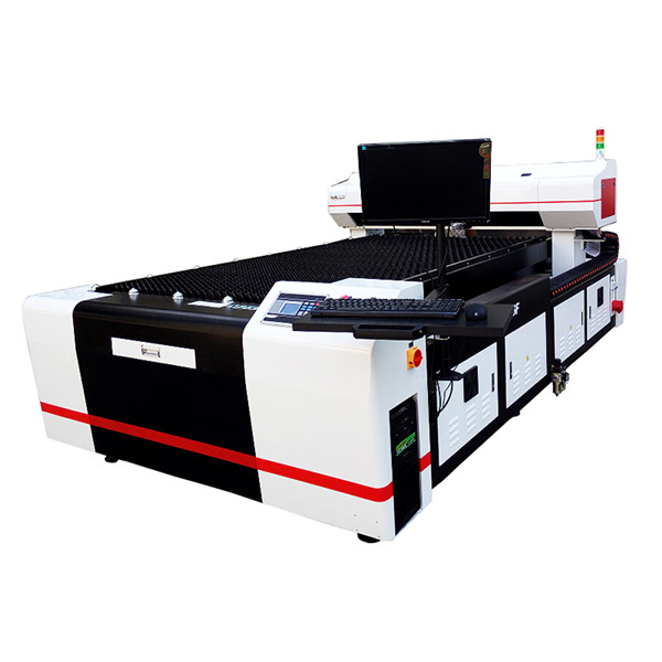 ETL-2513SF CO2 laser cutting machine for metals and nonmetals