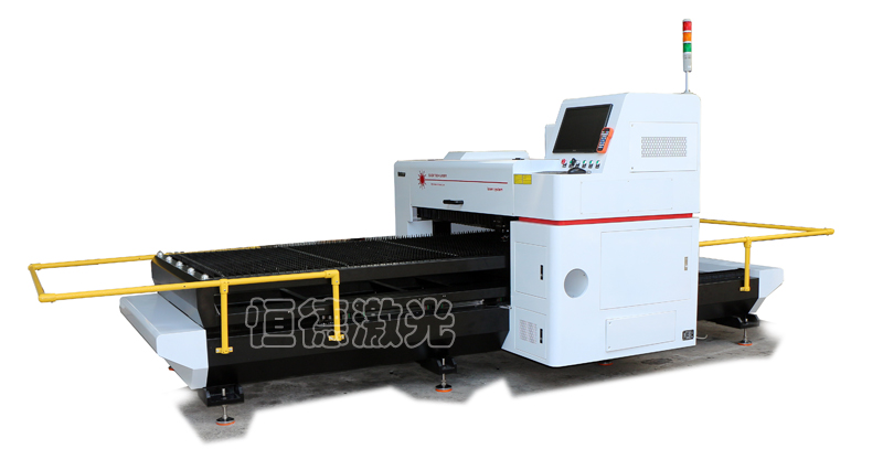 Large high power CO2 RF laser cutting machine